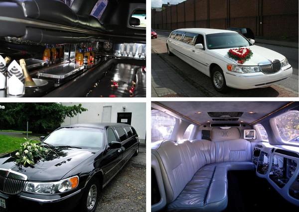 Stretchlimousine hochzeitsangebot limousinen komplettpaket