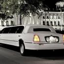 Lincoln Town Car Stretchlimousine WAVE in wei