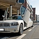 Stretchlimo / Strechlimousinen mit Chauffeuer Lincoln Town Car, Dodge Charger, Chrysler 300C