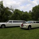 Stretchlimousine, Limousine, Limo, Lincoln oder Chrylser
