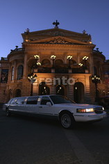 Stretchlimousine Lincoln Town-Car
