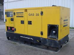 Atlas Copco QAS 38 Stromaggregat