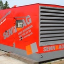 Diesel-Stromerzeuger 500 kVA