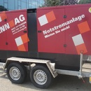 Diesel-Stromerzeuger 93 kVA
