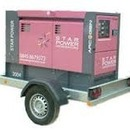 Generator Hire Super Silent Diesel Generators
