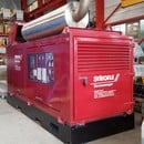 Station�res Mietstromaggregat 400 KVA / 320 kW