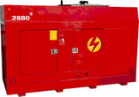 Stromerzeuger 125 kVA