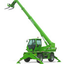 Merlo Teleskopstapler Roto 4521 drehbar Hubhhe 20, 80 Meter