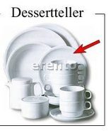 Dessertteller - Serie Coupe