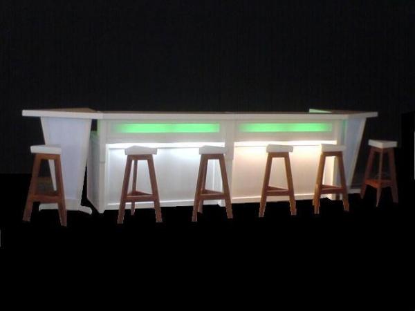 Bar,Tresen,Bufettstrecke,Loungemöbel,Counter aus Berlin bei erento ...