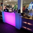 LED Bar - Cocktailbar/ Theke/Tresen - Beleuchtete bar - LED LightBar MK2