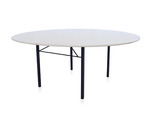 runder tisch 180cm banketttisch rund 180cm tische. Black Bedroom Furniture Sets. Home Design Ideas