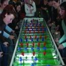 Riesentischfussball / Tggelikasten / Tischkicker