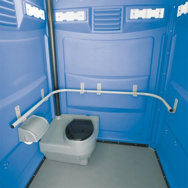 Mietwohnung Dusche Ohne Kabine : behindertengerechte Toilette / Sanit?rkabine / Toilettenkabine / WC