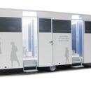 VIP Toilettenwagen FTT 610 Komfort