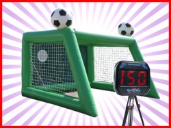 Aufblasbare Fuball Torwand XXL Ideal fr Promotion