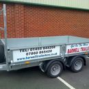 Ifor Williams 10x5 LM General Duty Drop Side Builders Trailer