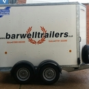 Ifor Williams 8x5x6 & 10x5x6 Box Van Trailer With Full widith Van/Ramp door Including Front Acess Hatch