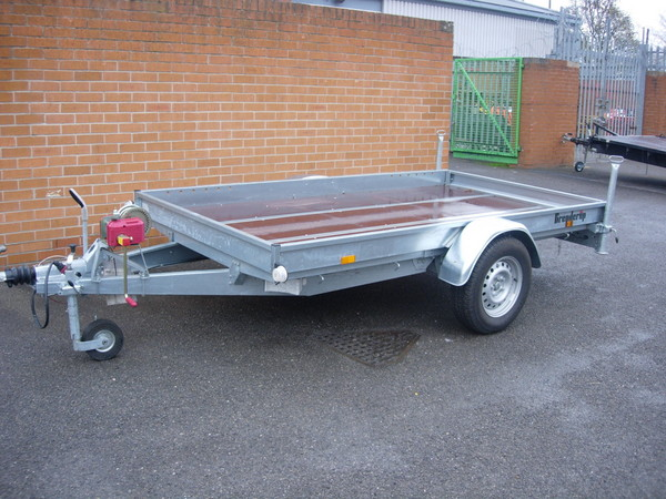 Small Car Trailer / Quad Trailer / Multipurpose Trailer