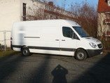 DB 308/312 D Transporter Mercedes-Benz Sprinter Maxi