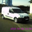 Fiat Doblo Cargo JTD Maxi Kastenwagen mit Lastentrger, inkl. 100 km, VK mit SB 