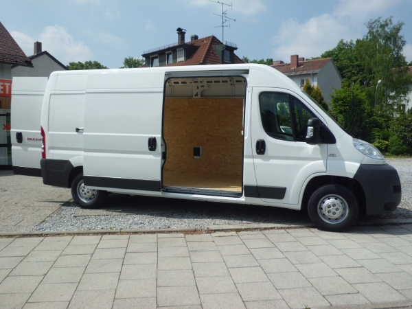 Transporter - Fiat Ducato L4H2