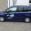 Transporter - Ford Tourneo Courier