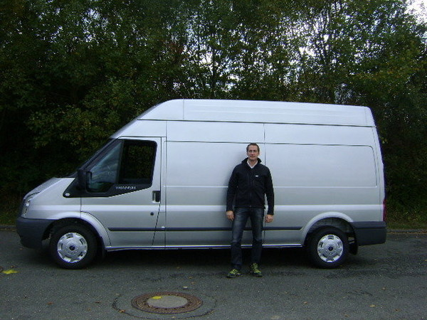 Ford Transit Kastenwagen