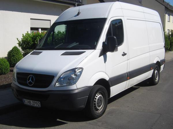 MB 211CDI Sprinter