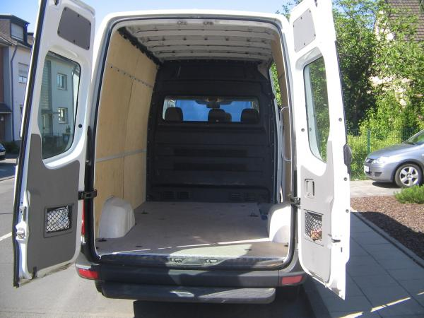 Transporter - MB 211CDI Sprinter