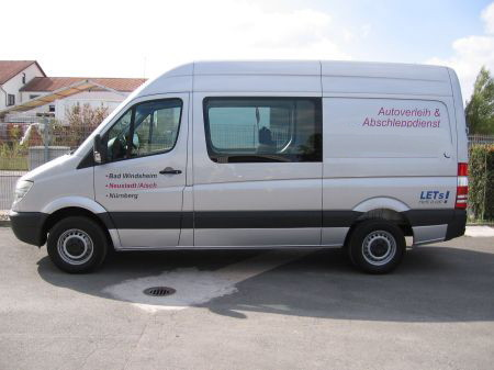 Transporter - Mercedes - Benz, Sprinter mittel