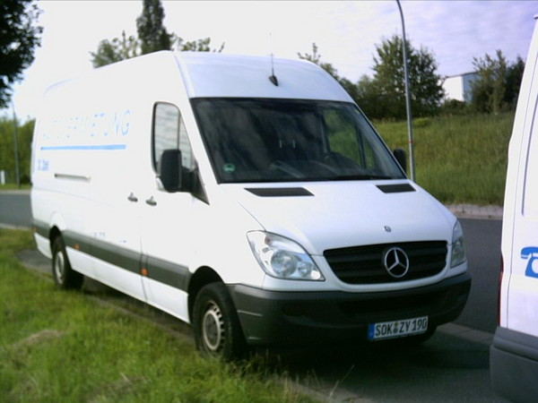 Mercedes Sprinter 311 CDI