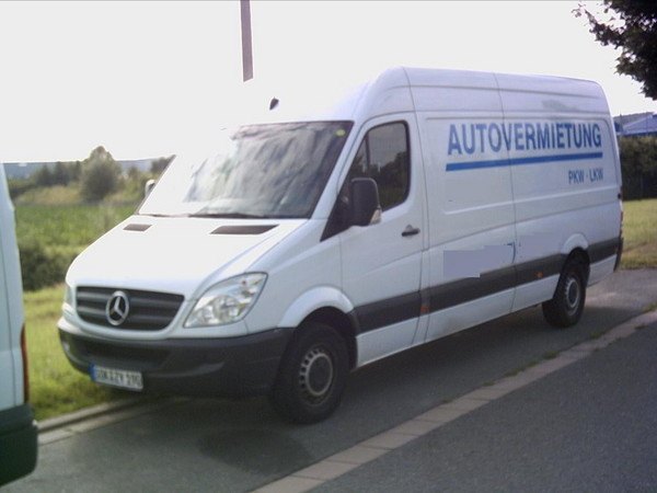 Transporter - Mercedes Sprinter 311 CDI