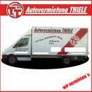 Mercedes Sprinter Moebelkoffer mit Ladebordwand 3, 5 Tonner 