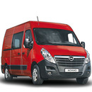 Opel Movano Ladeflchenlnge: mind. 3, 08 m