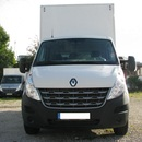 Renault Master Kastenwagen mit 2.50m Stehhhe