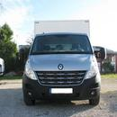 Renault Master Kastenwagen mit Hebebhne