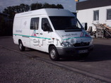 Sprinter 313 CDI lang mit AHK 2,8to