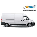Transporter 3, 5 t Kastenwagen (Mercedes Sprinter, Fiat Ducato, Renault Master), auch mit AHK