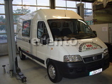 Transporter Fiat Ducato HOCH/LANG 