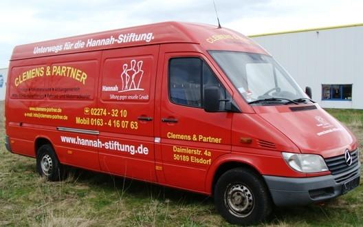 Transporter Maxi Sprinter mit 1400 kg Nutzlast - 13,21 m&sup3; - 4200 x 1700 x 1850