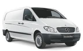 Transporter Mercedes Benz Vito