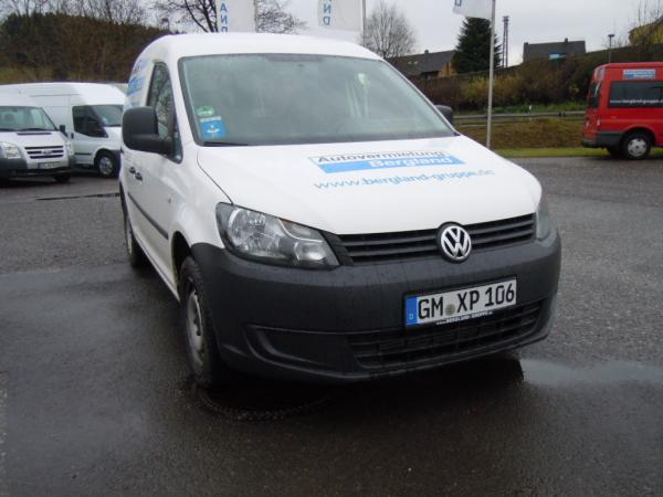 VW Caddy Kasten / Ford Transit Connect