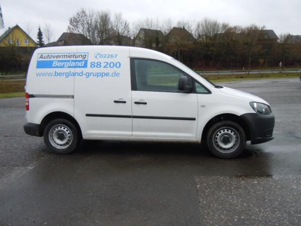 Transporter - VW Caddy Kasten / Ford Transit Connect