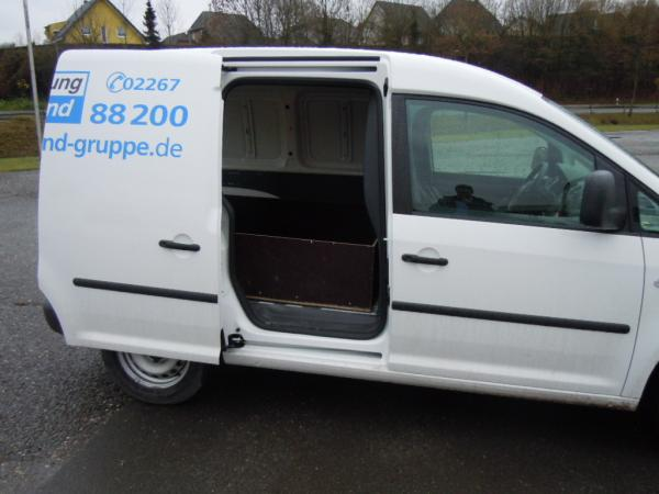 VW   Caddy Kasten aus Wipperfrth bei erento.com