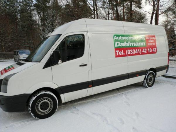 VW Crafter Hoch / Lang