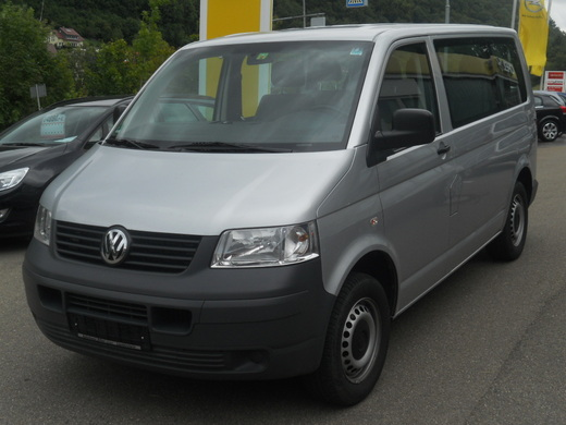 VW T5 2.5 TDI Bus