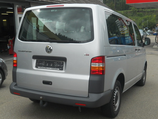 Transporter - VW T5 2.5 TDI Bus