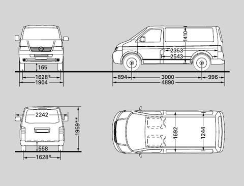 pin volkswagen multivan t4 1996 specifications description photos on pinterest. Black Bedroom Furniture Sets. Home Design Ideas