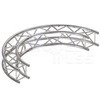 4 Point Global Truss Circle 9 m